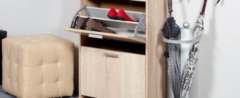 Какой должна быть удобная обувница в прихожую?
