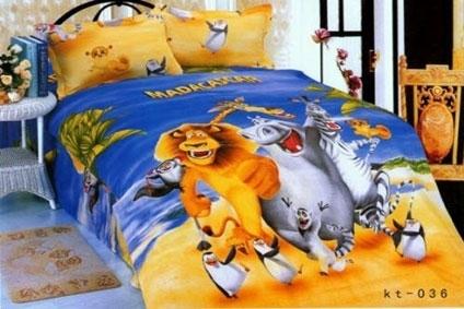 Детское постельное белье - какую ткань выбрать